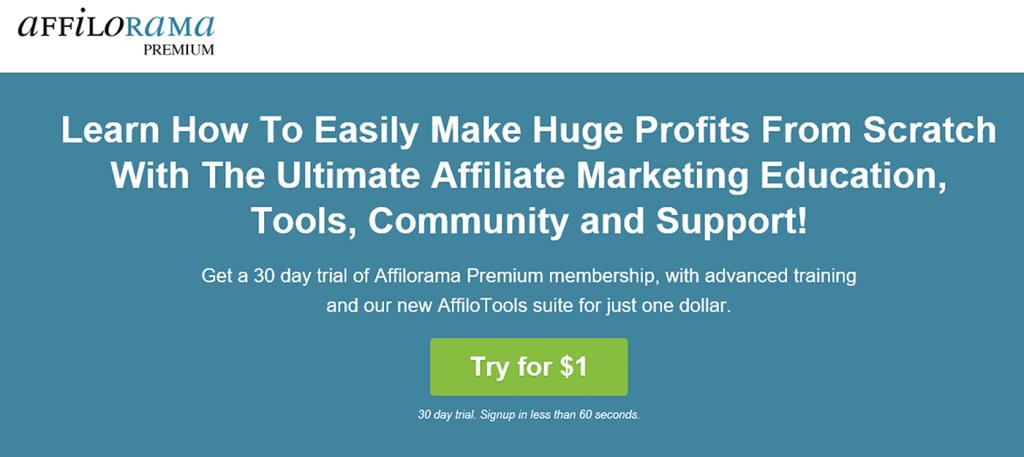 Affilorama Premium Price