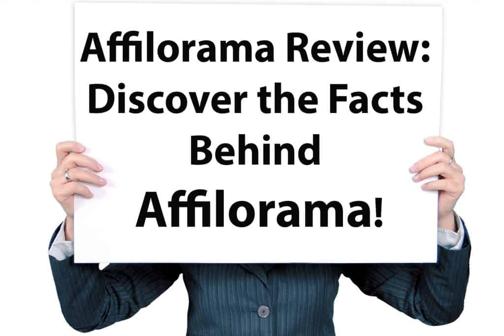 Affilorama Review Discover the Facts Behind Affilorama Program