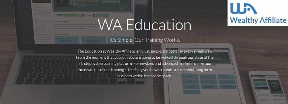 Wealthy Affiliate Courses
