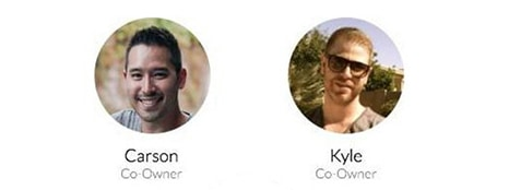 Wealthy Affiliate Founders - Kyle and Carson