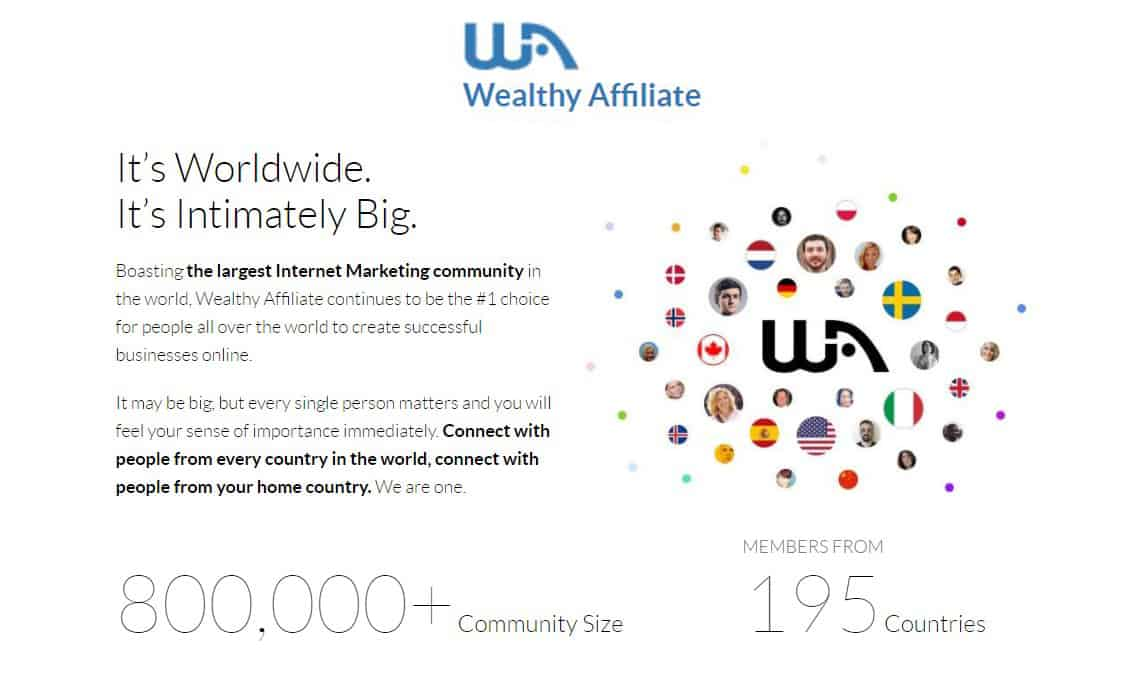 Wealthy Affiliate Membership - Wealthy Affiliate Review