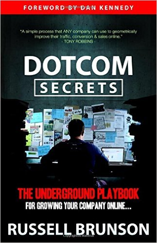 DotComSecrets by Russell Brunson
