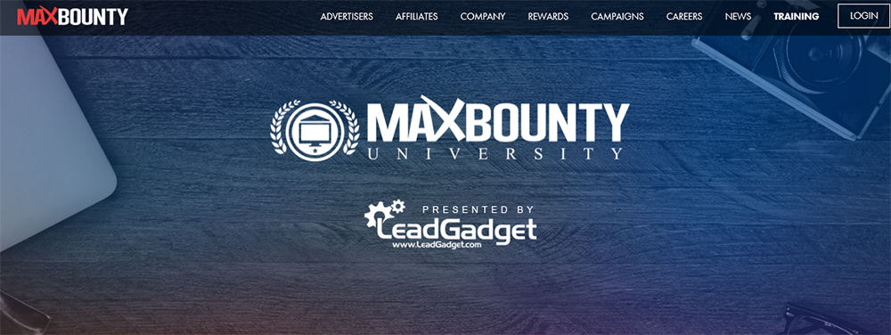 Maxbounty University
