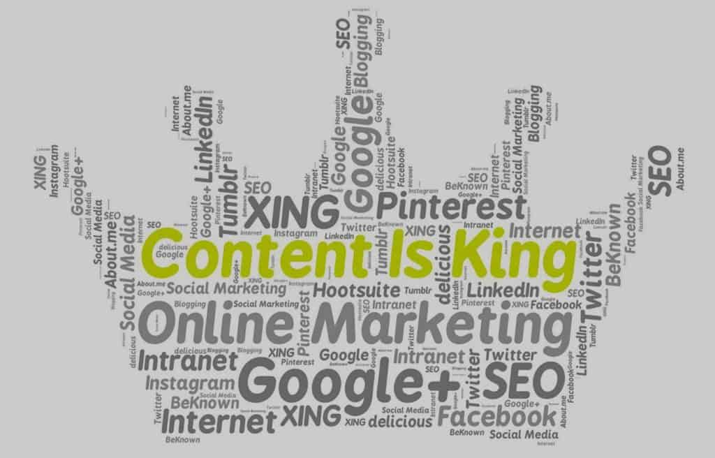 Writing Contents for Affiliate Marketing Website