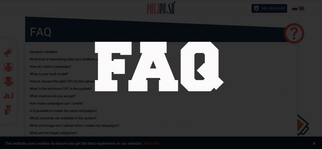 MegaPush Review - FAQ
